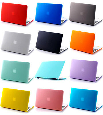 $17.99 • Buy Rubberized Matt Hard Frosted Case Cover For MacBook Pro 15  A1286 (2008-2012)