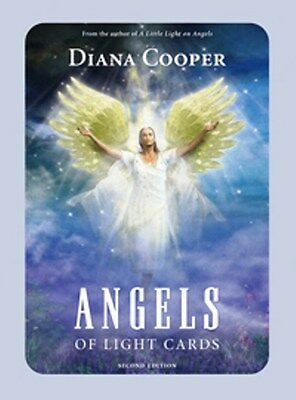 £10.97 • Buy Angels Of Light Cards (2nd Edition) By Diana Cooper NEW