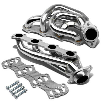 $115.88 • Buy Fit 97-03 F150 F250 Expedition V8 5.4 Stainless Steel Header/Exhaust Manifold