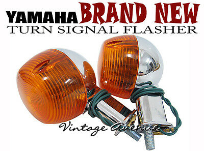 AU11.31 • Buy Yamaha At1 At2 At3 Ct1 Ct2 Ct3 Ht1 *rear* Turn Signal Flasher Lamp 1pair 6v [c]