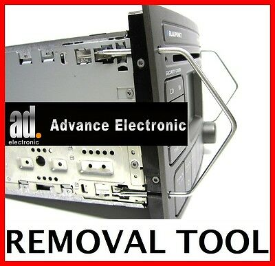 AU5.29 • Buy For HOLDEN VY VZ Commodore Monaro Astra Captiva Stereo Radio Removal Tool Remove