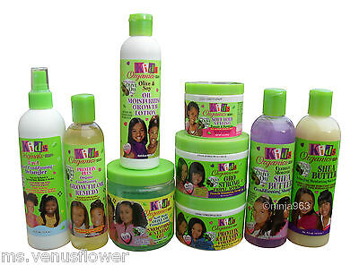 £6.95 • Buy Kids Organics Africa's Best Afro Hair Care Products