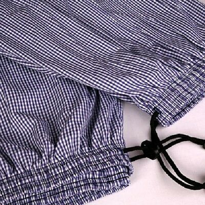 £15.95 • Buy Blue/White Check Chefs Trousers