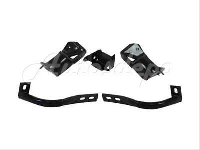$57.94 • Buy Bundle For 99-02 Silverado 1500 Front Bumper Impact Bar Inner Brace Bracket Set