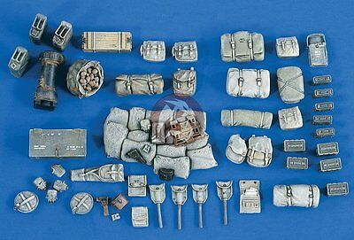 $29.95 • Buy Verlinden 1/35 M24 Chaffee Tank Stowage And Accessories Set [Resin Update] 2046