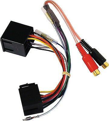 Autoleads PC9-450 2 Channel ISO To RCA Line Output Converter For Car Amplifers • 14.99£