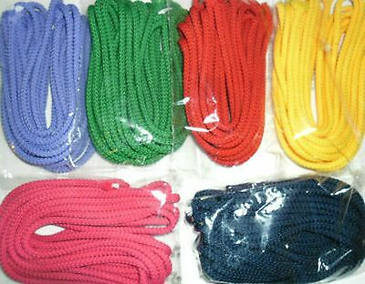 5mm Cushion Piping Cord, X 5mtrs, Various Colours Available, Free P&p • 3.99£