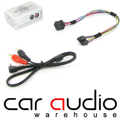 Connects2 CTVFOX001 Ford Focus 1998-04 Car Aux In IPhone IPod Interface Adaptor • 34.95£