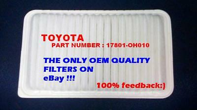 $8.50 • Buy Engine Air Filter For 02-06 Toyota Camry Lexus Sienna OEM Quality Perfect Fit