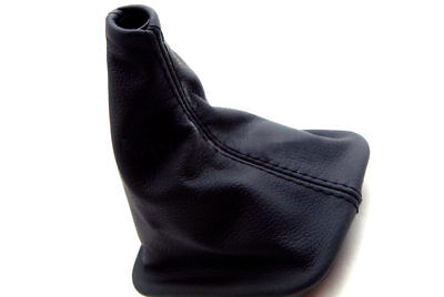 $24.99 • Buy Manual Shift Boot Real Leather For BMW E30 318i 325 325i 325is 325e M3 Black