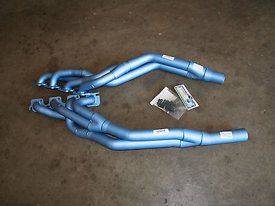 AU690 • Buy Ford 4v Cleveland Extractors Pacemaker Ph4055 New Xr To Xf Tri Y Falcon Fairlane