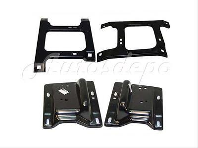 $152.68 • Buy For 02-05 Dodge Ram 1500 Front Bumper Mounting Support Bracket W/o Tow Hook