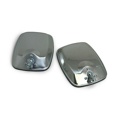 AU33.90 • Buy Mirror Heads PAIR Chrome Replacement Fits Holden HQ HJ HX HZ Kingswood Monaro GT