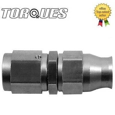 £7.99 • Buy AN -3 (AN3 3AN) STRAIGHT Stainless Steel Hose Fitting