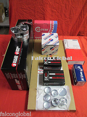 $909.25 • Buy Dodge Ply.440 MSTR. Eng. Kit-Forged Pistons+Moly Rings+66 -78 No Cam, No Lifters