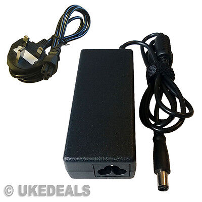 For HP COMPAQ PRESARIO G56 CQ61 ADAPTER CHARGER Power Supply + LEAD POWER CORD • 9.95£