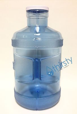 $ CDN26.84 • Buy 5 Gallon Plastic Water Bottle Drinking Polycarbonate Big Cap Jug Container USA