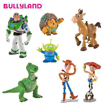 BULLYLAND DISNEY PIXAR TOY STORY FIGURES - Choice Of 8 - Great Cake Toppers • 5.29£