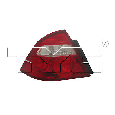 $69.95 • Buy TYC Taillight Taillamp Rear Tail Light Lamp Right Passenger Side SAE/DOT