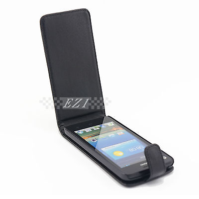 AU6.96 • Buy Durable Flip Leather Case Cover For Huawei Ascend G510