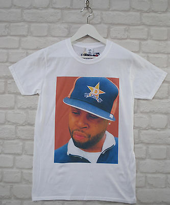 £14.99 • Buy Uptown Classics J Dilla Star Cap Detroit Jay Dee White Crew Neck Tee T-shirt