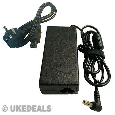 For Packard Bell Easynote Sw51-120 Laptop Power Charger Eu Chargeurs • 12.85£