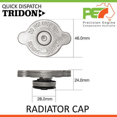 AU20 • Buy New * TRIDON * Radiator Cap For Nissan Terrano II R20 - EFI 2.4L KA24E