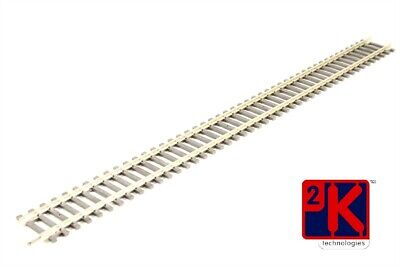 £29.99 • Buy Peco ST-201 - 9 X 00 Gauge Setrack (Hornby R601) Double Straight 335mm New Item