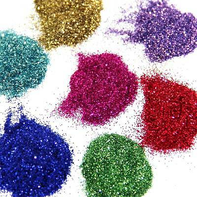 Ultra Fine Top Quality Glitter  Floristry  Wine Glass Nail Art Card Making  • 2.39£
