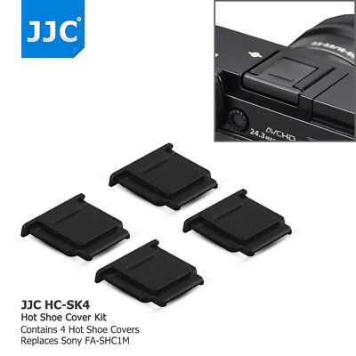 $ CDN7.64 • Buy 4 PCS Hot Shoe Cover For Sony A7 III A7II A7S II A7RIII A6500 A6400 A6300 A6000