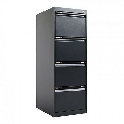 AU275 • Buy *BRAND NEW* STATEWIDE 4 Drawer Metal Filing Cabinet *All Colours*