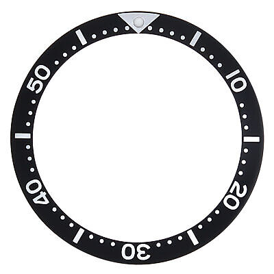 $ CDN28.68 • Buy Bezel Insert For Seiko 6105-8110 7002 6309 7s26-0020 6306 7548 Skx007 Black