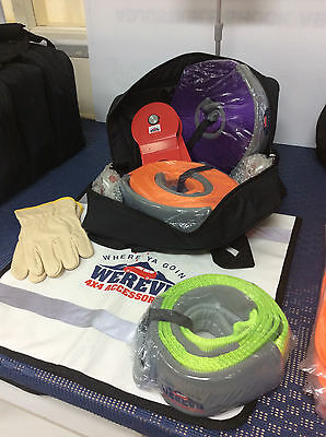 AU199 • Buy Recovery Kit 9 Piece **brand New**4wd Accessories