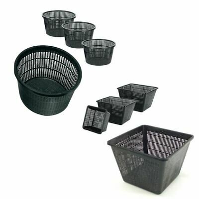 Garden Pond Plastic Planting Baskets Aquatic Planter Pots • 7.95£