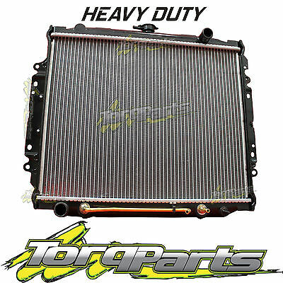 AU148.86 • Buy Radiator Auto 2.6l 4cyl 4ze1 Suit Tf Rodeo Holden Automatic