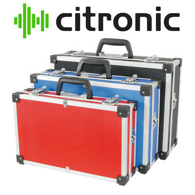 £59 • Buy Citronic 3-in-1 Case Set DJ Protective Flight Carry Cable Accessories Storage