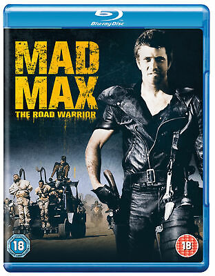 £7.99 • Buy Mad Max 2: The Road Warrior [1985] (Blu-ray) Mel Gibson, Bruce Spence