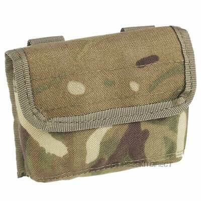 £6.95 • Buy Molle Survival Kit Tin Pouch - Genuine British Army MTP Multicam PLCE Webbing