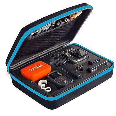 AU16.62 • Buy Storage Carry Bag Case Box Gopro Go Pro Hero CAMERA 4 3 5 6 7 Accessories S/M/L