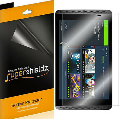 $ CDN8.74 • Buy 3X SuperShieldz Anti Glare Matte Screen Protector For NVIDIA Shield Tablet / K1