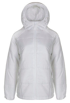 Peter Storm Womens Padded Winter Coat Hooded Insulated Water Resistant Jacket • 7.99£