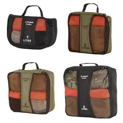 Snugpak Pakbox Military Clothes Tidy Travel Luggage Suitcase Organiser Pouch Bag • 7.75£