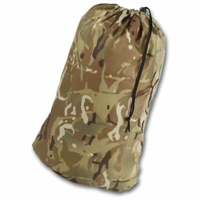 £8.45 • Buy Army PLCE Bergen Side Pouches MTP Liners Waterproof Side Pocket Liner Stuff Sack