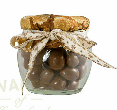 Small Round Glass Jam Jar, 106ml, With Lids, Packs: 12-36, Wedding Favour, New * • 33.95£