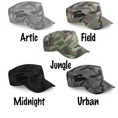 £4 • Buy Adult Camoflage Army Baseball Cap Camo Urban Military Camouflage 100% Cotton