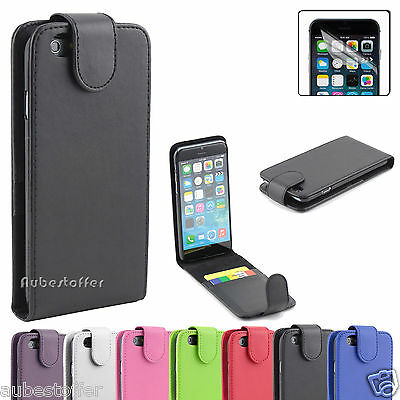 AU5.45 • Buy Apple IPhone 6 6S NEW Flip PU Leather Case Cover+Screen Protector