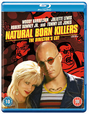 Natural Born Killers - 20th Anniversary Edition [1994] [Region Free] (Blu-ray) • 7.99£