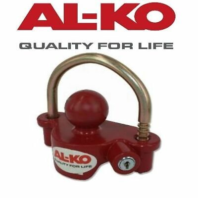 AU43 • Buy Alko Trailer Coupling Lock Tow Ball Caravan Camper Boat Red Hitch Security