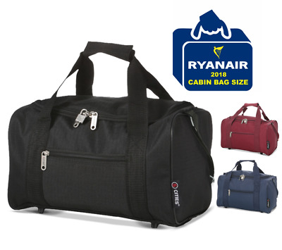 £10.99 • Buy 5 Cities Hand Carry On Cabin Luggage Flight Bag Holdall Fits Ryanair EasyJet