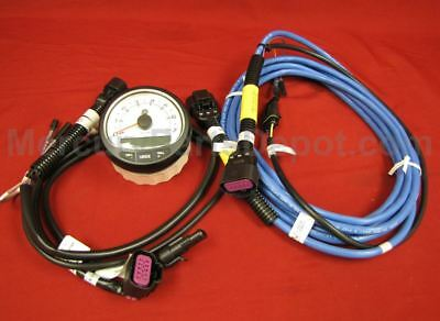 mercury tachometer harness